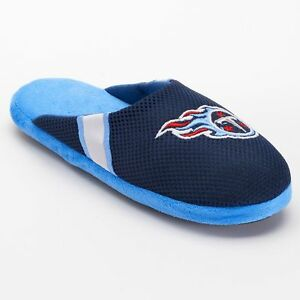 d7231f52 Details about $28 Tennessee Titans Slippers Flip Flops Sandals Jersey Adult  MENS/MEN'S s-small