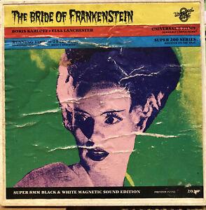 Super-8mm-Film-The-Bride-of-Frankenstein-Reel-Magnetic-sound