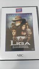 LA LIGA DE LOS HOMBRES EXTRAORDINARIOS DVD SEAN CONNERY SEALED PRECINTADA NUEVA