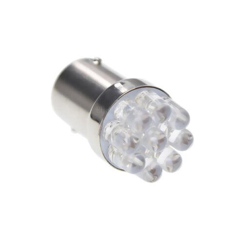 1Pcs 1157 BAY15D P21//5W Red Car LED Light Tail Brake Stop Parking Bulb Lamp 12V