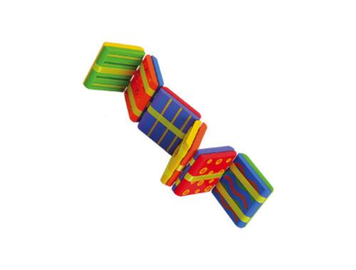 """in legno Gioco per bambini /""""Scala mobile colorata/"""""""