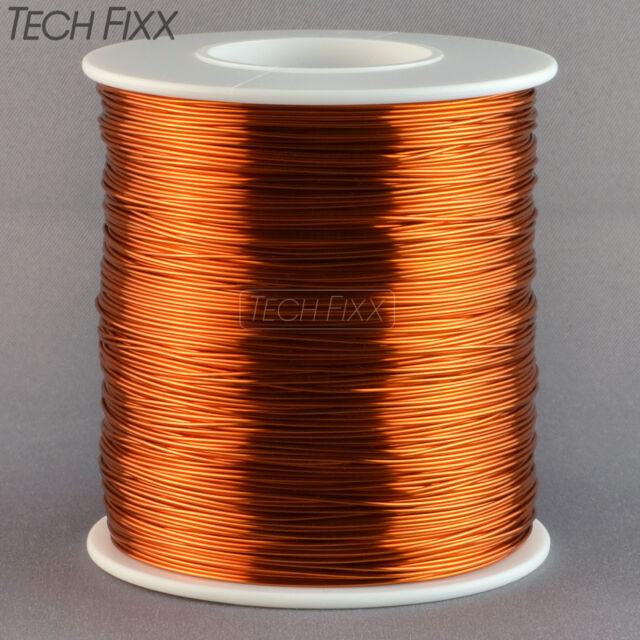 Magnet wire 25 gauge awg enameled copper 1000 feet coil winding and magnet wire 25 gauge awg enameled copper 1000 feet coil winding and crafts 200c greentooth Choice Image