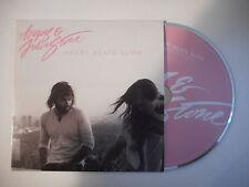 ANGUS & JULIA STONE : HEART BEATS SLOW [ CD SINGLE PORT GRATUIT ]