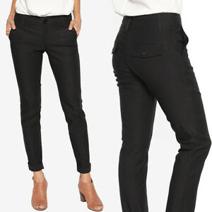 Themogan Women 039 S Slant Pocket Skinny Ankle