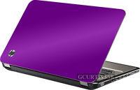 Purple Vinyl Lid Skin Cover Decal Fits Hp Pavilion G6 1000 Laptop