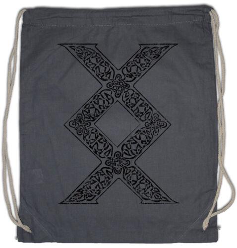 Inguz rune turn BUSTINA Ingwaz ING iggws enguz Norse Valhalla Vikings God Odin