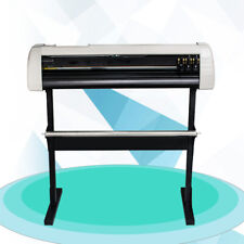 New Listingnew 28 Inch Plotter 720mm Paper Feed Vinyl Sign Cutting Plotter Tool Withstand