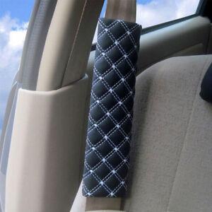 2 Stück Sicherheits Schulterpolster Auto Schulterkissen Gurtpolster Gurtschoner