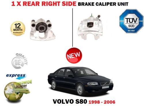 AWD 1998-2006 NEW REAR RIGHT SIDE BRAKE CALIPER FOR VOLVO S80