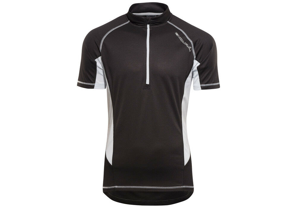 Man Jersey Radfahren Fahrrad Short Sleeve Lightweight Endura MTB and Road Cairn e3084