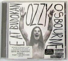 OZZY OSBOURNE - LIVE AT BUDOKAN - CD Sigillato