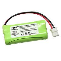 Hqrp Batería Recargable Para At&t Cl, Crl, El, Tl Series De Teléfono Inalámbrico