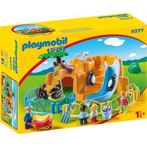 PLAYMOBIL 9377 1.2.3. - Zoo