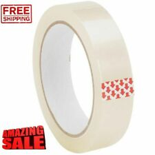 Clear Tape Big Rolls Parcel Packing Sellotape 1 25mm X 66m Cellotape Packaging