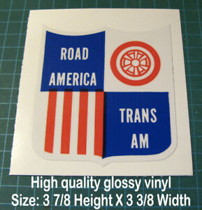 ROAD-AMERICA-RACE-CIRCUIT-VINYL-DECAL-STICKER-VINTAGE-TRANS-AM-RACING-SCCA