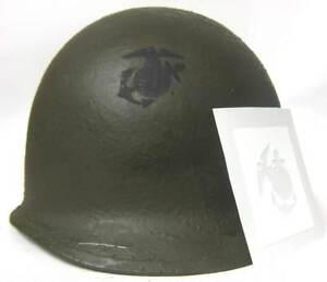 Markings ww2 american helmet HOW TO