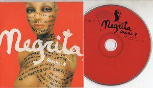 NEGRITA raro CD SINGLE PROMO 2 tracce MADE in ITALY Bambole - Italia - NEGRITA raro CD SINGLE PROMO 2 tracce MADE in ITALY Bambole - Italia