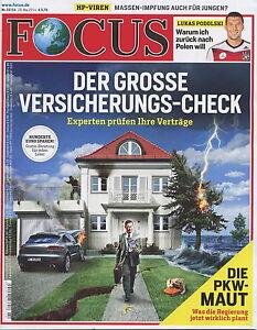 FOCUS-Magazin Nr. 22/ 2014 # Der grosse Versicherungscheck # ️ - Hildesheim, Deutschland - FOCUS-Magazin Nr. 22/ 2014 # Der grosse Versicherungscheck # ️ - Hildesheim, Deutschland