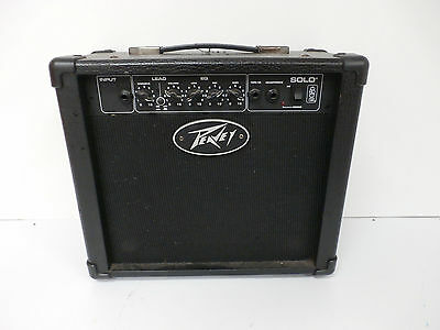 Peavey Solo 26 watts 8 ohm Guitar Amp
