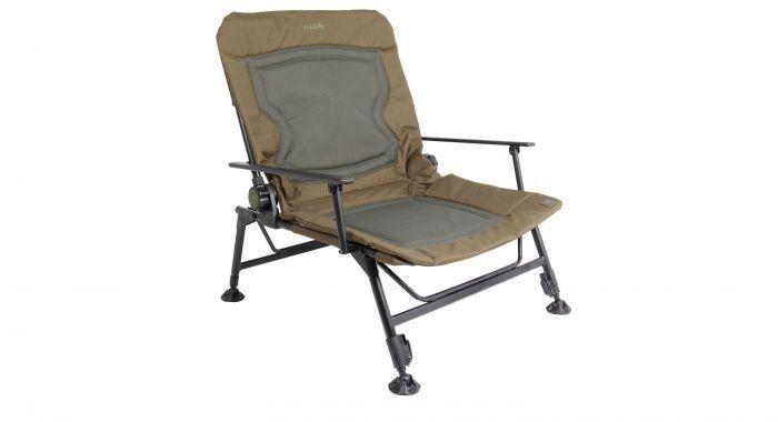 Nash H-Gun Armchair  Wideboy T4404 Stuhl Chair Karpfenstuhl Angelstuhl Sitz  discounts and more