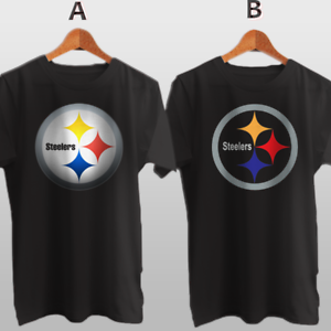 Pittsburgh Steelers American Football Team New Cotton T-Shirt