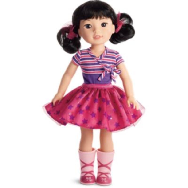 Muñeca American Girl Wellie wishers Emerson-Original (ver descripción)