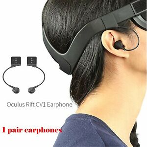 2pc-VR-Headset-In-ear-Earphones-Accessories-Replacement-for-Oculus-Rift-CV1-New