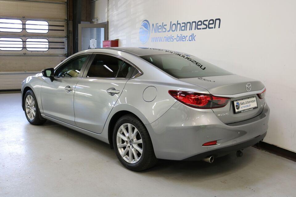 Mazda 6 2,2 Sky-D 150 Vision Diesel modelår 2014 km 146000