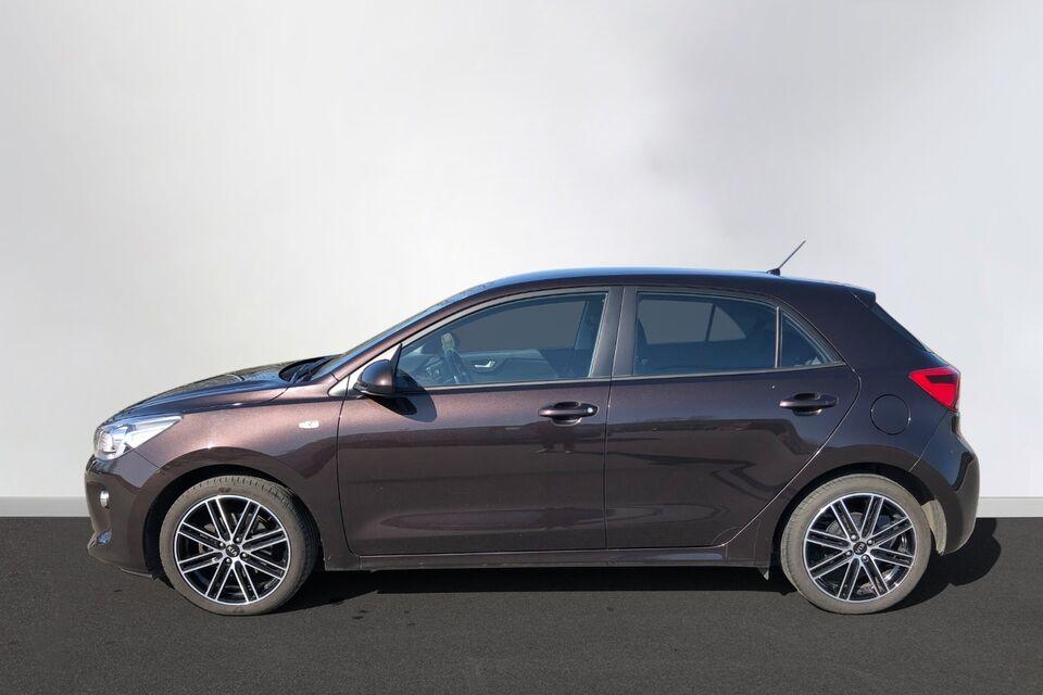 Kia Rio 1,0 T-GDi Comfort Benzin modelår 2017 km 53000