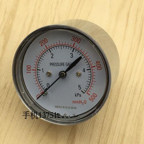 YE-60Z Axial capsule manomètre Micro-Manomètre 0-5 10 20KPA