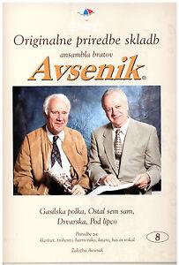 Oberkrainer-Besetzung-Noten-AVSENIK-Originale-Bearbeitungen-8-fuer-Quintett