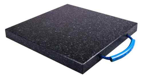 400 x 400 x 40 mm 10 t Stützplatten Kranplatten Abstützplatten Unterlegplatten