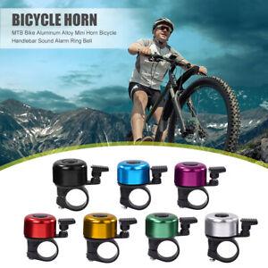 Slim Fahrradklingel Fahrrad Klingel Glocke Horn Kinder MTB Lenkrad Fahrradglocke