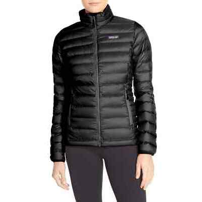 Patagonia Women's Down Sweater Jacket 84683 NWT in Black Sz S-L