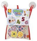 Cuckoo ALEX Rub a Dub 123 Stickers for The Tub Bath Toy