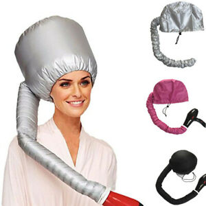Portable-Soft-Hair-Drying-Cap-Bonnet-Hood-Hat-Blow-Dryer-Attachment-With-Pouch