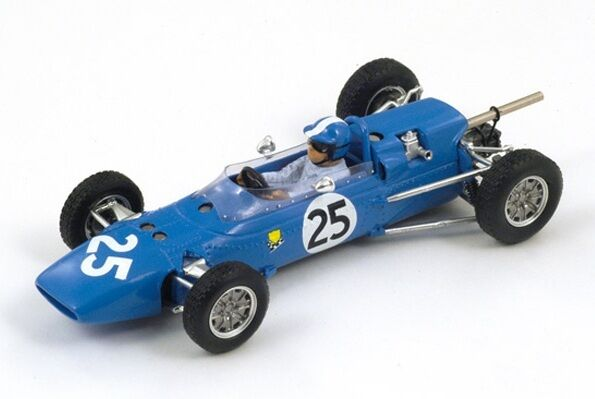 Matra MS1  25 J.P.Beltoise  Winner Reims GP F3  1965 (Spark 1 43   S1598)