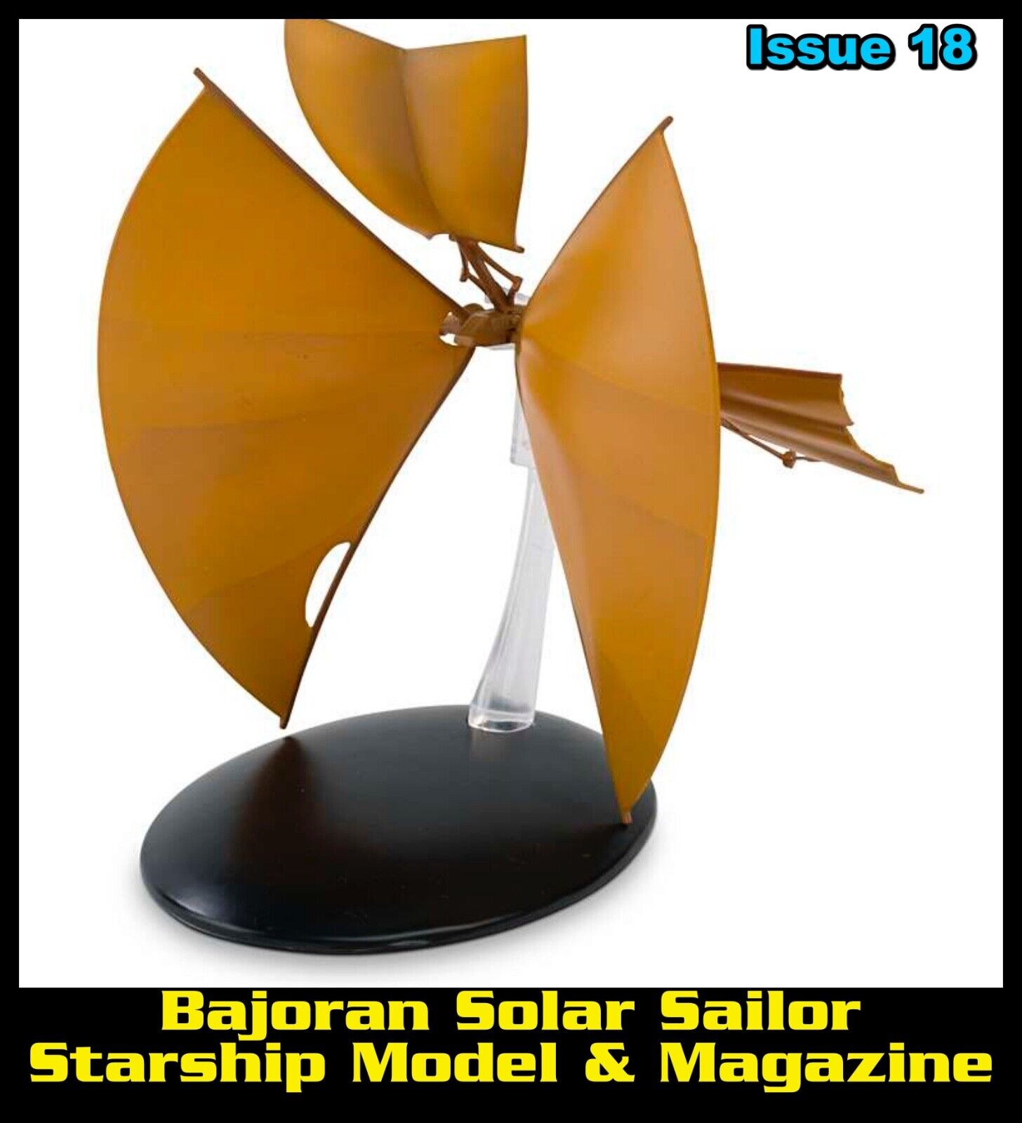 Issue 18: Bajoran Solar Sailor Model