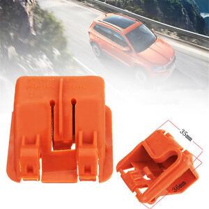 2pcs Hood Bonnet Rod Stay Clip Bracket Fit For Skoda Fabia Octavia MK2 04-13