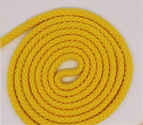 5mm Rope 8 Cotton Strand Braided Twine Sash Craft Making Twisted Cord String