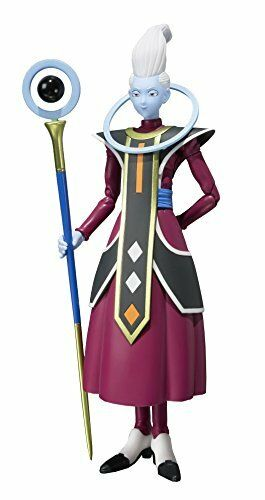 "Bandai Tamashii Nations S.H Figuarts Whis /""Dragon Ball Z/"" Action Figure"