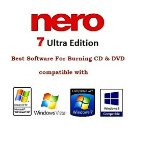 NERO 7 Ultra Edition CD and DVD Burning Software Free amp Fast Shipping - <span itemprop='availableAtOrFrom'>Burnley, United Kingdom</span> - NERO 7 Ultra Edition CD and DVD Burning Software Free amp Fast Shipping - Burnley, United Kingdom