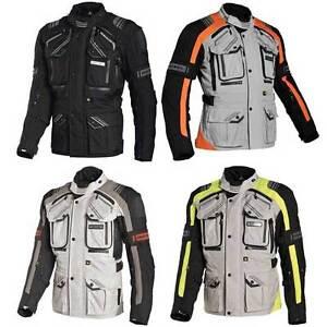 richa touareg textile touring adventure veste moto toutes tailles couleurs ebay. Black Bedroom Furniture Sets. Home Design Ideas