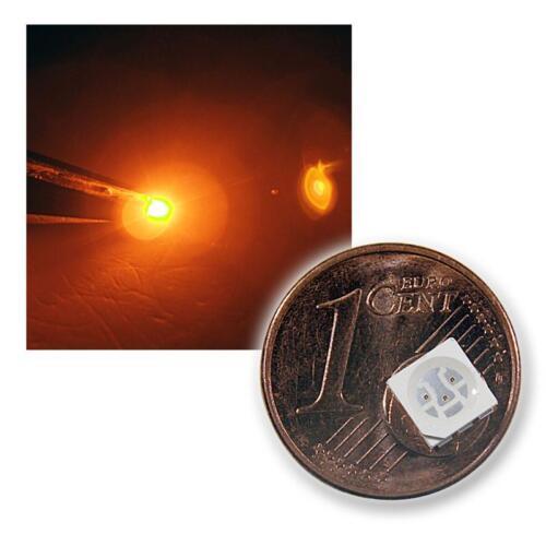10 smd LED 5050 jaune 3-Chip//plcc 6-power jaune yellow Giallo Geel LED smt smds