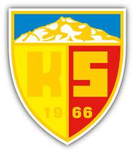 Kayserispor Fc Turkey Soccer Football Car Bumper Sticker Decal 4 X 5