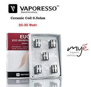 EUC-Reasistenza-ECO-universal-Ceramic-Coil-0-5-ohm-Tarot-Veco-One-5X-25-35-watt