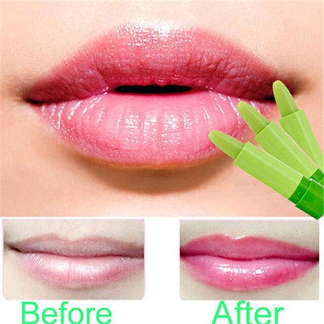 Women Beauty Magic Fruity Smell Changable Color Lipstick Lip Cream Waterproof