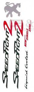 Aufklebersatz Stickerkit Aufkleber Sticker OEM für Peugeot Speedfight 2