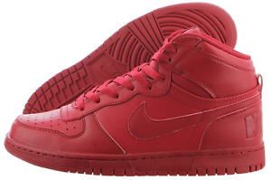 Nike Dunk Big Nike High Gym Red 336608-660 Mens Size 11.5 DS