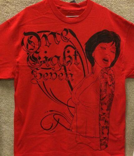 """187 Inc Men/'s T-Shirt /""""Betty/"""" Red//Black"""